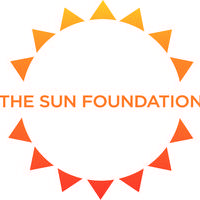 The sun foundation logo cmyk